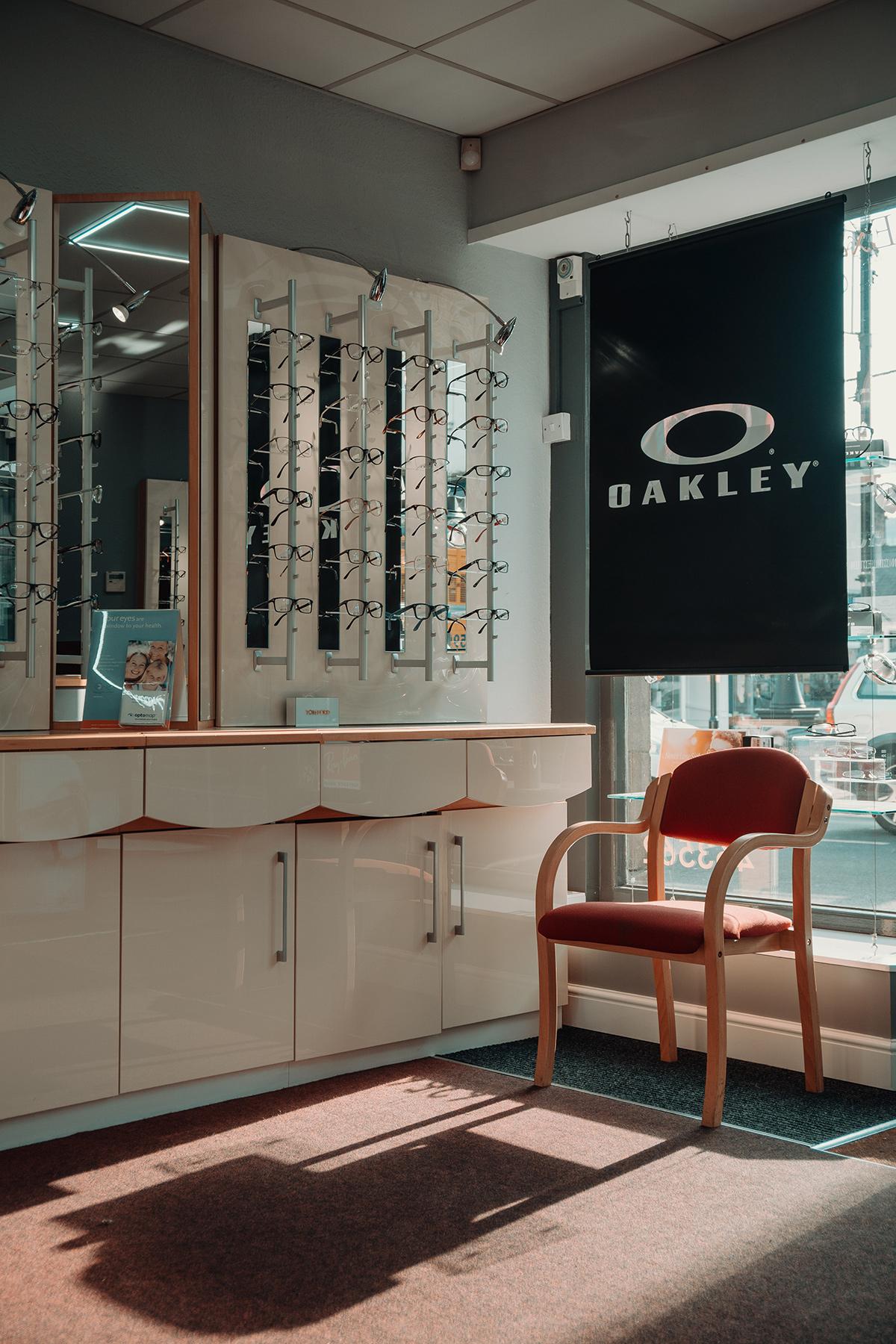Sydney Goldwyn Opticians Otley (Formerly Verity Opticians)